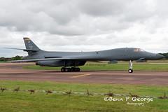 B1B-DY-489BG-85-0089-4-9-16-RAF-FAIRFORD-(8) (Benn P George Photography) Tags: raffairford 4916 bennpgeorgephotography swallow b1b dy 489thbgcc 850089