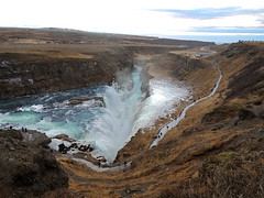 Gullfoss 05 (P310PiX) Tags: p310 iceland gullfoss waterfall water