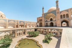 Agha Bozorg mosque (Kashan) (MadGrin) Tags: mosque kashan isfahan iran irn geo:lat=3398797800 moschea aghabozorgmosque geotagged geo:lon=5143825600