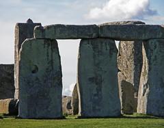 Stonehenge (amandabhslater) Tags: stonehenge wiltshire stonecircle prehistoric neolithic sarsen bluestone sky clouds grass