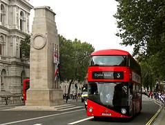 Abellio London - LT714 - LTZ 1714 (Peter-Smith) Tags: tfl nbfl cenotaph london