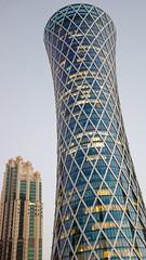 DOHA 2016-2 (earthlingrick) Tags: doha qatar arabic building sky city urban downtown travel