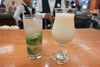 Mojito & Pina Colada (Cheryl3001) Tags: mojito pina colada drink iberostar paraiso maya mexico sony rx100iv