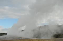 Old Faithful (charr80) Tags: hotspring yellowstone geyser geothermal oldfaithful