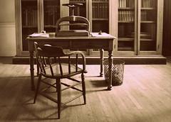 Salem Custom House. (Joseph Skompski) Tags: salemma salem massachusetts customhouse historicbuilding historic architecture architectural office desk press bookcase books