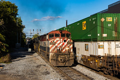 Canuck in Atl (Kyle Yunker) Tags: norfolk southern ns bcol bc rail british columbia railroad train