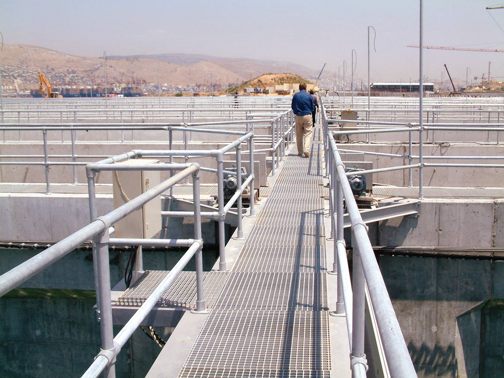 Catwalk Guardrails And Fall Protection Solutions