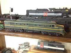 HO Scale New Haven DL109 Passenger Diesel Locomotive (a69mustang4me) Tags: scale model diesel rr nh newhaven locomotive ho railroading dl109 nynhh uploaded:by=flickrmobile flickriosapp:filter=nofilter branfordhobbies