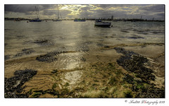 Eastney Lake (Fred255 Photography) Tags: uk sea seascape beach water landscape landscapes hampshire fred l usm ef hdr gp manfrotto waterscapes eos1ds markiii llens eastney greatphotographers ef1740mmf4lusm ef1740mm eos1dmarkiii 1dsmk3 canoneos1dsmarkiii mygearandme mygearandmepremium fred255 greaterphotographers