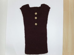 Undertrje/vest i 100% Alpaca uld (Knitting/strik) Tags: strik