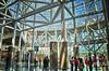Inside the Los Angeles Convention Center (Kris Kros) Tags: show architecture photoshop photography photo los big downtown angeles center convention kris hdr kkg photomatix kros kriskros 5xp kkgallery thebigphotoshow