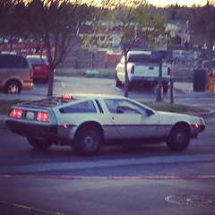 Look at what just drove by the theater. / on Instagram http://instagram.com/p/Zb4UVBsmrg/ (JonZenor) Tags: photos tumblr instagram
