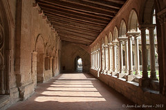 Cloister (Jeluba) Tags: france architecture cloister saintemilion