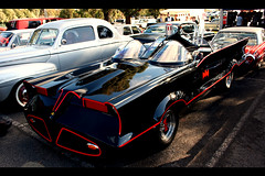 The Batmobile (Michelle ~ BLACKY ~ CHAMPAZ'S PHOTOS..) Tags: cars batman rockabilly rocknroll batmobile hotrods customs psychobilly famouscars kustomkulture moviecars worldcars ferntreegullyhotel kustomkulturemeltdown