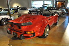 1989 Porsche 911 Speedster Twin Turbo 962, Canepa Motorsports Museum (SpeersM5) Tags: classic cars sports bruce 911 twin turbo porsche 1989 speedster racecars 962 canepa canepamotorsportsmuseum