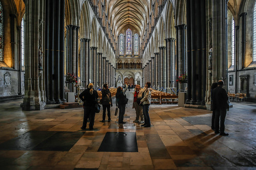 A day out, Salisbury Cathedral
