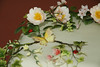 12 Detail from completed cake (bernhard.anderson) Tags: wedding cake weddingcake glutenfree sugarpaste richfruitcake sugarpasteflowers keithandhelga