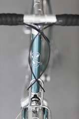 Royal H Teal Rando_08 (baumannphoto) Tags: boston steel custom campagnolo handbuilt randonneur 650b royalhcycles tealrando