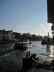 321 (paigeeileen) Tags: morning venice italy night river boats romantic gondola studyabroad