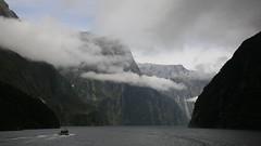 Milford Sound (Vendin) Tags: newzealand public southisland milfordsound aotearoa southland fiordlandnationalpark
