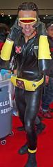 Cyclops (merhawk) Tags: cyclops xmen marvelcomics nycc scottsummers 2013 newyorkcomiccon