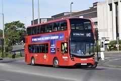 Metroline Alexander Dennis Enviro400H MMC (TEH2074 - LK15 CRZ) 643 (London Bus Breh) Tags: metroline metrolinetravel metrolinetravellimited alexander dennis alexanderdennis alexanderdennislimited adl alexanderdennisenviro400hmmc enviro400hmmc e400hmmc mmc hybrid hybridbus hybridtechnology teh teh2074 lk15crz 15reg london buses londonbuses bus schoolroute londonbusesroute643 route643 brentcross brentcrossshoppingcentre princecharlesdrive tfl transportforlondon