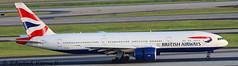 G-VIIX (Edward Kerns II) Tags: gviix britishairways b777200 katl heavy