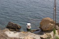 How hard could this beach be to get to? (bateskobashigawa) Tags: mgarr malta mt
