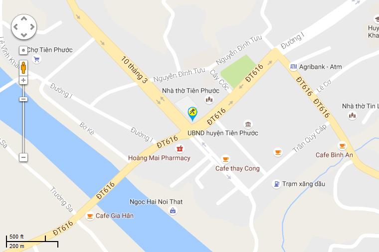 Khai trương siêu thị Điện máy XANH Tiên Phước, Quảng Nam