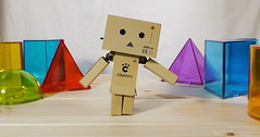 Cheero (Busted.Knuckles) Tags: home toy doll danboard cheero olympusomdm10mkii olympusviewer3