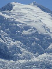 Nevado Ausangate - 6372 mts. (Cara sur). (Mono Andes) Tags: andes per ausangatetrek ausangate cordilleravilcanota glacier glaciar montaadelossietecolores