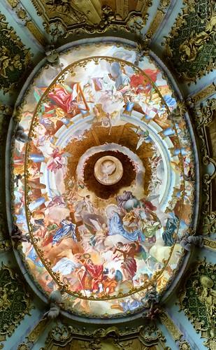 Monastery Dome Weltenburg