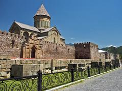 (Vitaly D (ins)) Tags: cathedral georgia divine temple mtskheta