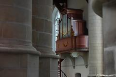 Oudekerk in Delft (dorsman1970) Tags: delft oudekerk doorkijk kerk orgel