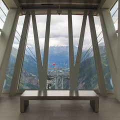 Around Mont Blanc (xDiscobobx) Tags: harsh france landscape stark chamonix nature switzerland italy skyway sky mountains clouds montblanc
