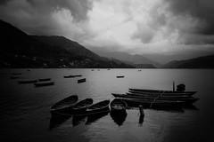 Storm (yemaria) Tags: yemaria nikond800e phewalake phewatal pokhara nepal
