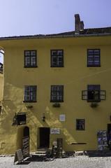 Vlad Dracul Birthplace - Sighisoara (BlueVoter - thanks for 1.5M views) Tags: sighisoara carpathian unesco worldheritage transylvania dracula dracul