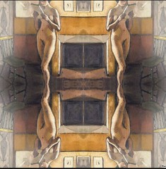 2016-08-24 symmetrical French nude paintings 1 (april-mo) Tags: french symmetry symmetrical art painting collage experimental woman womanportrait portrait experimentaltechnique peinture franceimage
