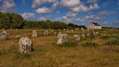 Oh les jolis Menhirs !! (brume2mer) Tags: paysage nature carnac morbihan alignements pierre roche bretagne bzh brittany landscape soleil