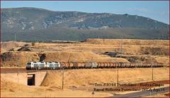 Ramal de Puertollano (JoseM354) Tags: 3333 puertollano refineria la nava renfe cisternas