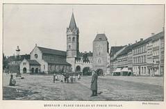 Larousse-L Allemagne contemporaine illustre 1901, Eisenach (janwillemsen) Tags: eisenach laroussedeutschlandbookillustration1901