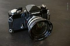 Nikomat FTN + Tamron 21mm (Ren Maly) Tags: renmaly nikon nikomat ftn tamron adaptamatic 21mm pfj45au 4521 cameraporn camerawiki camera