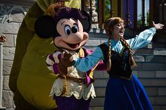 DSC_0465 (photosbyjenna) Tags: disney disneyworld world wdw waltdisneyworld magic kingdom magickingdom tangled frozen anna elsa mickey mickeymouse minnie donald goofy rapunzel flynn