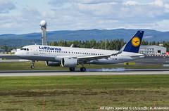 D-AINC (5) (Christoffer Andersen) Tags: lufthansa airbus a320 a320neo osl osloairportgardermoen oslo passengerplanes airplane