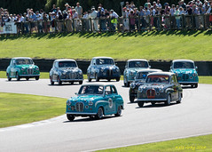 Austin A30's & A35's (Kate M Gray) Tags: kategray goodwoodrevival austin a30 a35 canon classicmotorsport