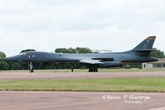 B1B-DY-489BG-85-0089-4-9-16-RAF-FAIRFORD-(1) (Benn P George Photography) Tags: raffairford 4916 bennpgeorgephotography b52h bd 600038 b1b dy 489bgcc 850089