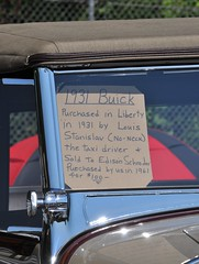 2016 Lime Rock Historic Festival 34 (caboose_rodeo) Tags: 456 sign limerockparklakevillect automobile car story