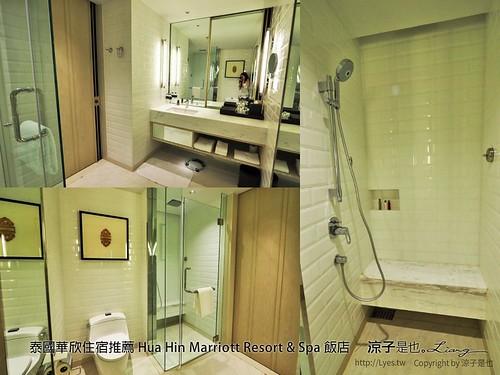 泰國華欣住宿推薦 Hua Hin Marriott Resort & Spa 飯店 154