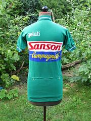 Sanson Campagnolo 1980 (akimbo71) Tags: maglia maillot cycling jersey fahrradtrikot
