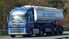NL - J.H. Bok >Gebr. Fuite< Volvo FM GL03 (BonsaiTruck) Tags: bok fuite volvo fm lkw lastwagen lastzug silozug truck trucks lorry lorries camion silo bulk citerne powdertank